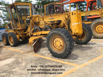 China Original Used Komatsu Motor Grader GD511 A-1 Gd511a 138 KW Rated Power supplier