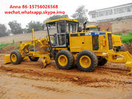SEM919 190HP Used Motor Graders , Self Propelled Articulated Motor Grader
