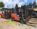 8fd30 Second Hand Toyota Forklift 3 Ton 3000 Kg Rated Loading Capacity