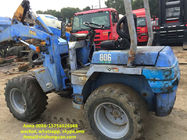 Japan Made Used Mini Wheel Loader 2960 Working Hours For Container