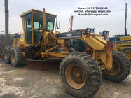 Stable Performance Used Motor Graders , Used Cat Grader Operate Easily
