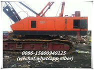 CE Passed Hitachi Used Cranes Kh300 80 Ton Rated Loading Capacity