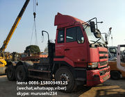China Ud Nissan Cwb459 Used Trailer Head Truck / 6x4 LHD Low Mileage Trucks Japan Made company