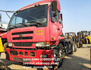 Japanese Diesel Nissan Used Tractor Head Cwb 459 350hp Low Mileage With PTO