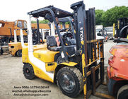China TCM forklift 3ton FD30 , used FD30T-7 tcm forklift, High quality 3ton Diesel Forklift Truck company