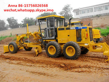 China SEM919 190HP Used Motor Graders , Self Propelled Articulated Motor Grader factory