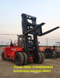 China FD250 FD300 FD350 Used Industrial Forklift 100 % Original Imported Condition distributor