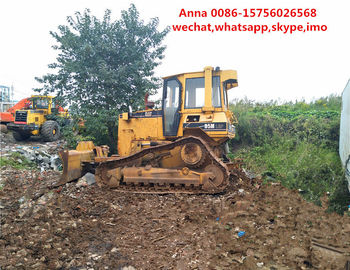 China Diesel Engine Second Hand Bulldozer cat D5M  Machine With Ripper factory