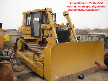 China Manual Transmission Second Hand Bulldozer Caterpillar D6H 2010 Year factory
