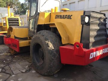 China Ca30d Used Dynapac Road Roller , Sweden Used Single Drum Roller Compactors distributor