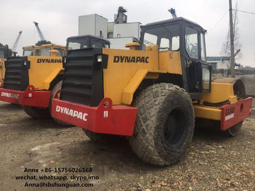 China Construction Machinery Second Hand Road Roller Dynapac CA30D CC211 CA251D distributor