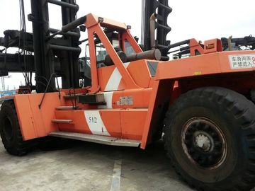 China Diesel Engine Kalmar Used Container Handler 45000 Kg Lifting Capacity distributor
