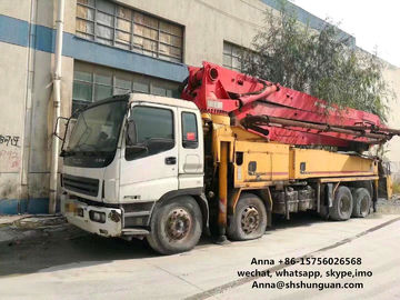 China Original Engine Used Putzmeister Concrete Pumps Truck Automatic Transmission distributor