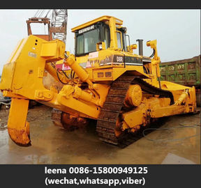 China Caterpillar D8R Second Hand Bulldozer Made In USA 2005 Year Original Color distributor