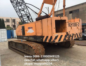 China KH180-3 Hitachi Used Cranes 50 Ton Made In Japan With 3 Months Warranty distributor