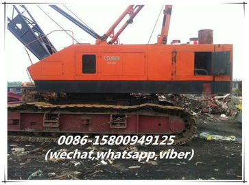 China CE Passed Hitachi Used Cranes Kh300 80 Ton Rated Loading Capacity distributor