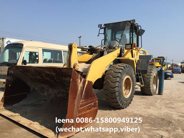 China Japan Made Used Wheel Loaders Komatsu Wa320-5 Japan Surplus Front Payloaders factory