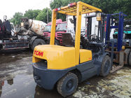 TCM FD30 Used 3 Ton Forklift Truck Japan Made Hydraulic