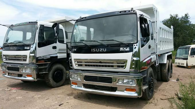 2015 Year Nissan 6x4 Dump Truck Used Condition 251 - 350 Hp Horse Power