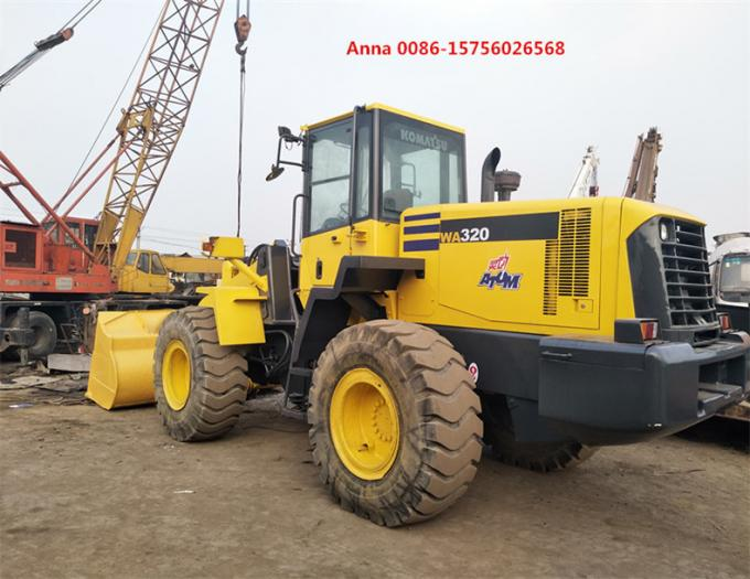 Tcm 860 5 Ton Old Wheel Loader Manual Transmission For Construction Machine