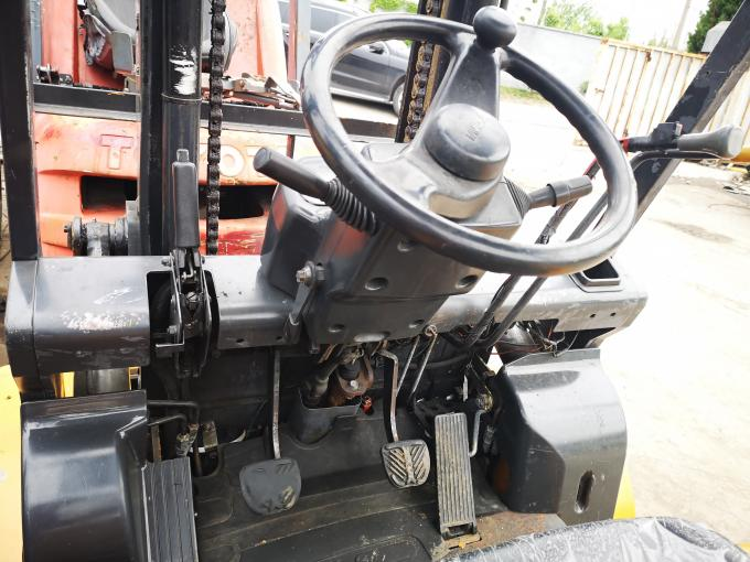 secondhand cheap Used 3 ton forklift TCM FD30 diesel forklift